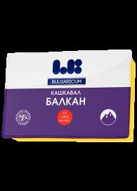 "Кашкавал ""Балкан"" от овче мляко"